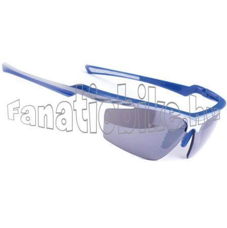 Bikefun Mach1 szemüveg kék-fehér