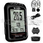 Bryton Rider 410T GPS (Smart HRM+CAD) komputer szett