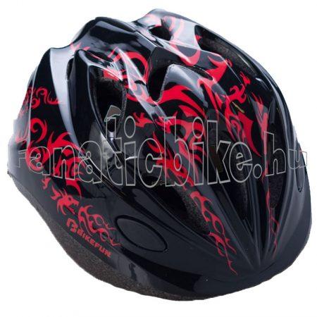 Bike fun Moxie feket-piros