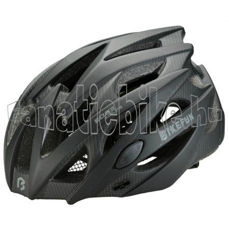 Bike fun Edge L (58-61cm) fekete-karbon