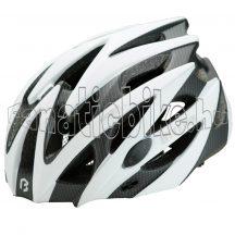 Bike fun Edge M (55-58cm) fehér-karbon