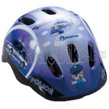 Bikefun Ducky fejvédő Police