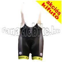 Merida XL rövid kantáros nadrág zöld-fekete