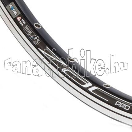 """RYDE ZAC PRO 26"""" (559mm) 36ly fekete"""