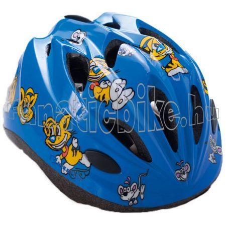 Bikefun Moxie fejvédő cicás