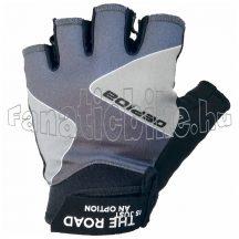 Gepida Tour rövid ujjú kesztyű szürke L