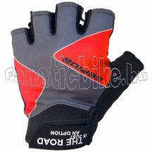 Gepida Tour rövid ujjú kesztyű piros L