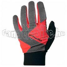 Gepida MTB kesztyű hosszú ujjú piros L