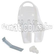 Nagy babaülés műanyag fehér