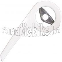 Monex láncvédő műanyag 33-38 T  fehér