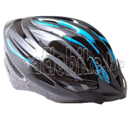 EPS sisak L 56-58cm fekete-kék
