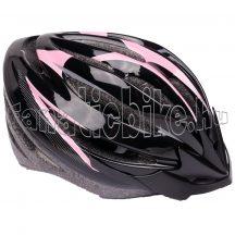 EPS sisak M 54-56cm fekete-rózsaszín