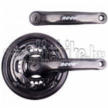 Neco 24/34/42T  170mm, hajtómű fekete