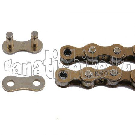 KMC Z-410 1 sebességes 1/2x1/8x112 lánc + patentszem