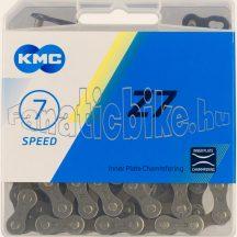 MTB Z 50 lánc 5-6-7 sebességes (1/2x3/32x116l)