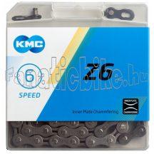 KMC Z-33 lánc 5-6 sebességes (1/2x3/32x114L)