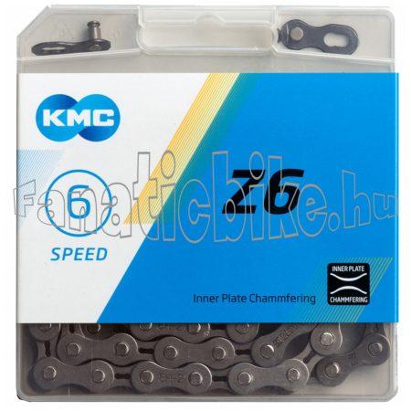 KMC Z-33 dobozos 5-6 sebességes (1/2x3/32x114L) lánc + patentszem