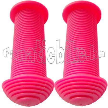 Gyerekkerékpár markolat rózsaszín