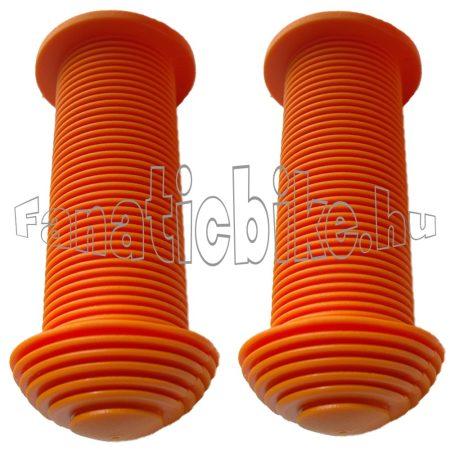 Gyerekkerékpár markolat narancssárga