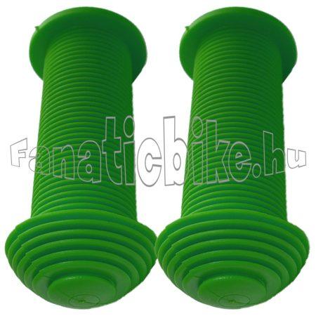 Gyerekkerékpár markolat zöld