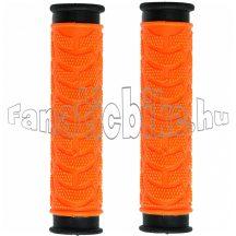 Narancs-fekete gumimarkolat