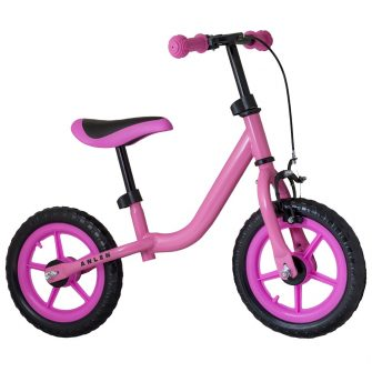 Koliken Anlen futókerékpár rózsaszín