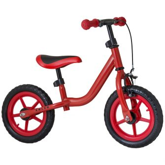 Koliken Anlen futókerékpár piros