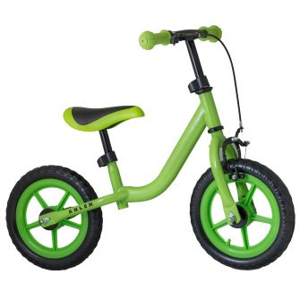 Anlen futókerékpár zöld