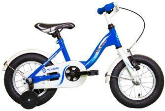 """Koliken Kid Bike 12"""" kontrafékes kerékpár kék-fehér"""