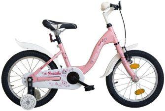 """Koliken Barbilla 16"""" kerékpár rózsaszín"""