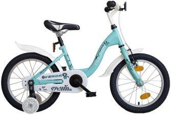 """Koliken Verda 16"""" kontrás kerékpár türkiz"""