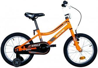 """Koliken Biketek Smile 16"""" narancs"""