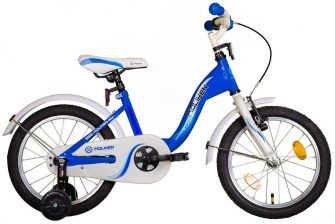 "Koliken Kid Bike 16"" kék-fehér"