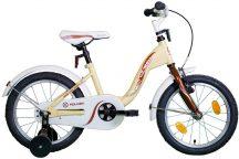 "Koliken Kid Bike 16"" sárga-barna"