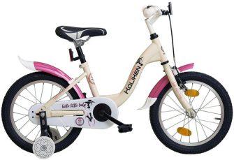 """Koliken Little Lady 16"""" kontrás kerékpár púder"""