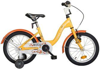 """Koliken Bee 16"""" fémárvédős gyerekkerékpár"""