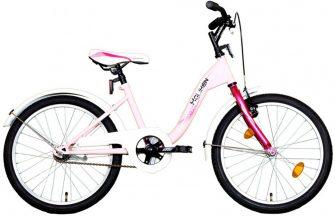 "Koliken Kid Bike 20"" pink"
