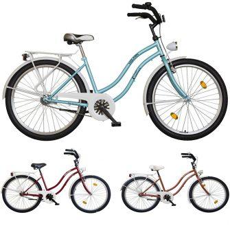 Koliken Cosmo cruiser túra női kerékpár