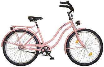 """Koliken Colour Cruiser 26"""" túra női rózsaszín"""