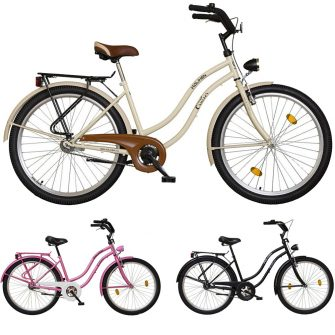 Koliken Cruiser komfort női kerékpár