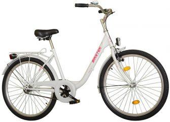 "Koliken Biketek Feliz 26"" kerékpár fehér"