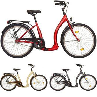 "Koliken Hunyadi 26""-os kerékpár"
