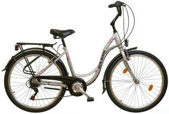 Koliken Sweet Bike SX6 ezüst
