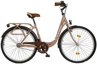 """Koliken Ocean 26"""" kontrás kerékpár latte"""
