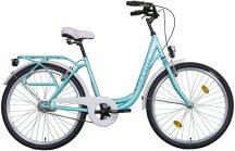 """Koliken Ocean 26"""" kontrás kerékpár türkiz"""