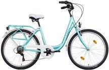 """Ocean 26"""" váltós kerékpár türkiz"""