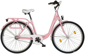 """Koliken Ocean 26"""" agyváltós kerékpár rózsaszín"""