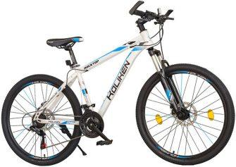 """Koliken RockTop 26/17"""" MTB kerékpár fehér-kék"""