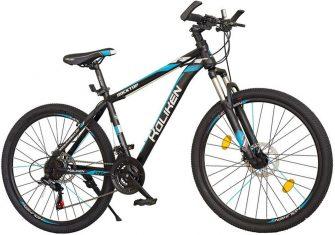"""Koliken RockTop 26/19"""" MTB kerékpár fekete-kék"""