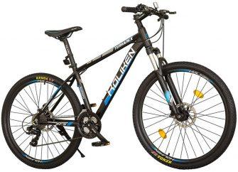 """Koliken Terranex 27,5/17"""" MTB kerékpár fekete-kék"""